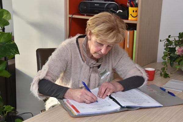 Zorgvrijwilliger schrijft verslag