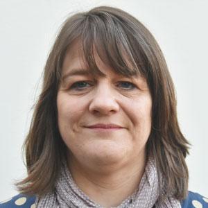 pasfoto van Annette Bekker