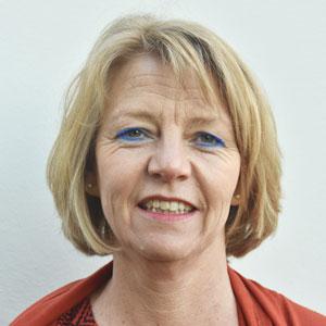 pasfoto van Simone van Uunen