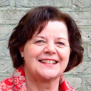 pasfoto van Anneke van den Berg