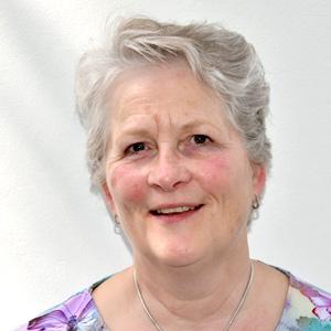 pasfoto van Marijke Wink